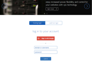 how-to-start-a-food-blog-bluehost-login